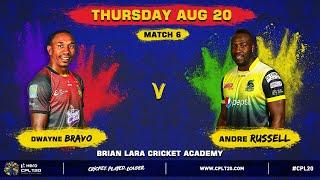 EXTENDED MATCH HIGHLIGHTS MATCH 6   TKR v JT   #CPL20 #CricketPlayedLouder #TKRvJT