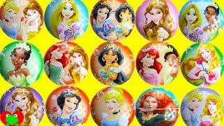 Disney Princess Advent Ornaments 25 Surprises