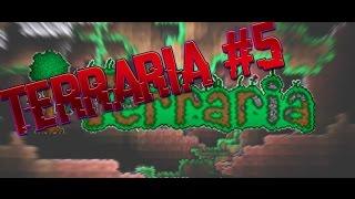 Terraria(Режим эксперта) часть 5 - Рыбалка.