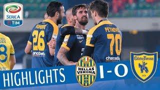Hellas Verona - Chievo 1-0 - Highlights - Giornata 28 - Serie A TIM 2017/18 streaming