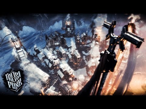 THE ENDTIMES ARE COMING! ORDER OR RELIGION? - Part 3 - Let's Play Frostpunk Gameplay
