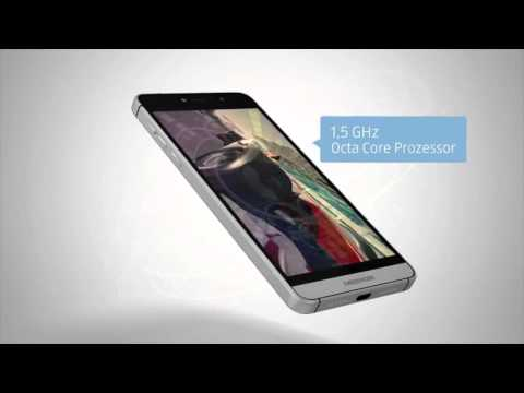 Medion Life Smartphone X5004 Commercial