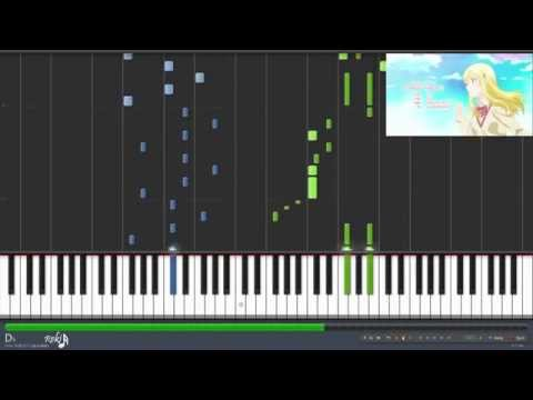 Yamada-kun to 7-nin no Majo Ending - CANDY MAGIC (Synthesia)