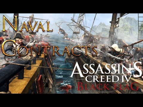 Assassin's Creed 4 Black Flag: Naval Contracts [1/3]