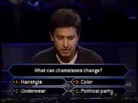 1/3 Ray Romano on Celebrity Millionaire