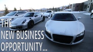 This is WHY I BOUGHT my Audi R8