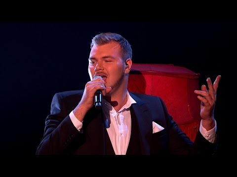 Chris Royal performs 'Smile' - The Voice UK 2014: The Live Semi Finals - BBC One