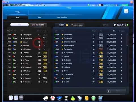 Hành trình ép thẻ +10 Fifa online 3 của Đạt Bán Hành