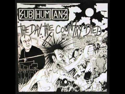 Subhumans-Minority