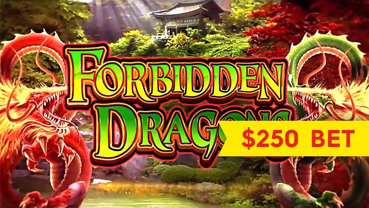 Forbidden Dragon Slot