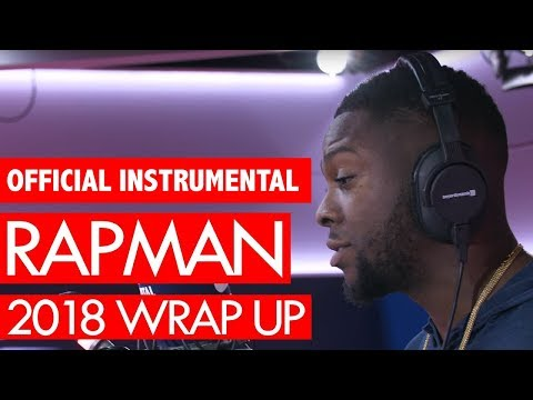 Rapman - 2018 Wrap Up | OFFICIAL INSTRUMENTAL (Prod by TwoSeven) 2019
