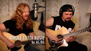 """""""Whole Lotta Rosie"""" by Adam Pearce (Acoustic Cover)"""