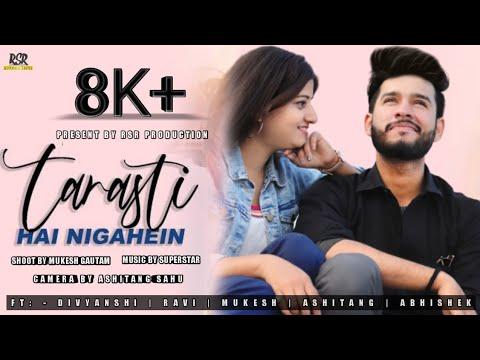 tarasti-hai-nigahen-|-latest-hindi-song-2021-|-new-version-cover-video-|-rsr-production