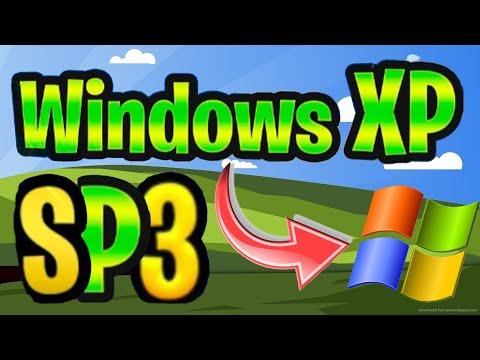Descargar Windows XP SP3 En Español ISO (2020)