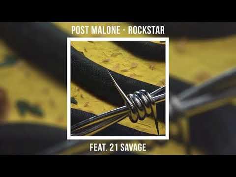 Post Malone Rockstar feat 21 Savage (Audio)