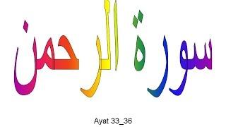 Qs 5536 Surah 55 Ayat 36 Qs Ar Rahmaan Tafsir Alquran