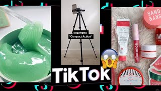 TikTok Product Reviews, Amazon Must Haves, and Everything You Need While Quarantined🖤✨