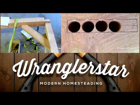 Timber Framing | 21 Wranglerstar