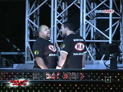 2008 Badr Hari vs Alistair Overeem 31.12.2008 (Saitama, Japan)