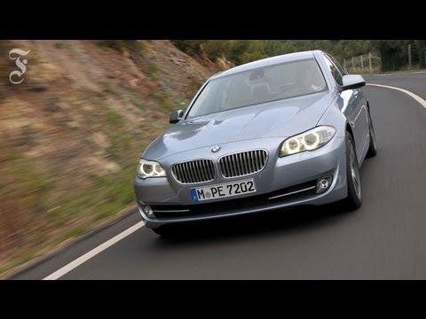 F.A.Z.-Fahrtbericht BMW Active Hybrid: Bayern Zwei