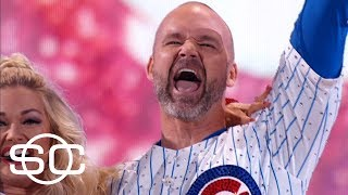 David Ross Reflects On Positive DWTS Experience | SportsCenter | ESPN
