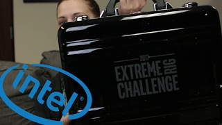 INTEL UNBOXING: Extreme Rig Challenge 2017 #ad