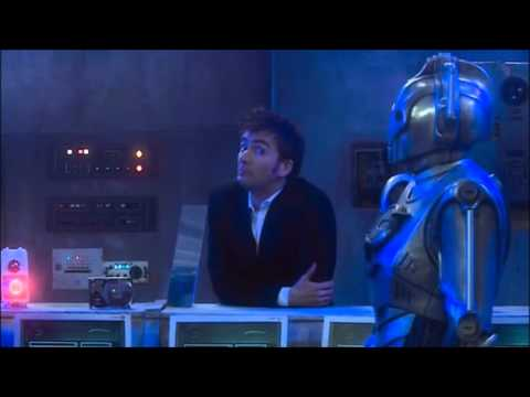 Doctor Who - The Age of Steel - The Doctor defeats the Cyber Controller
