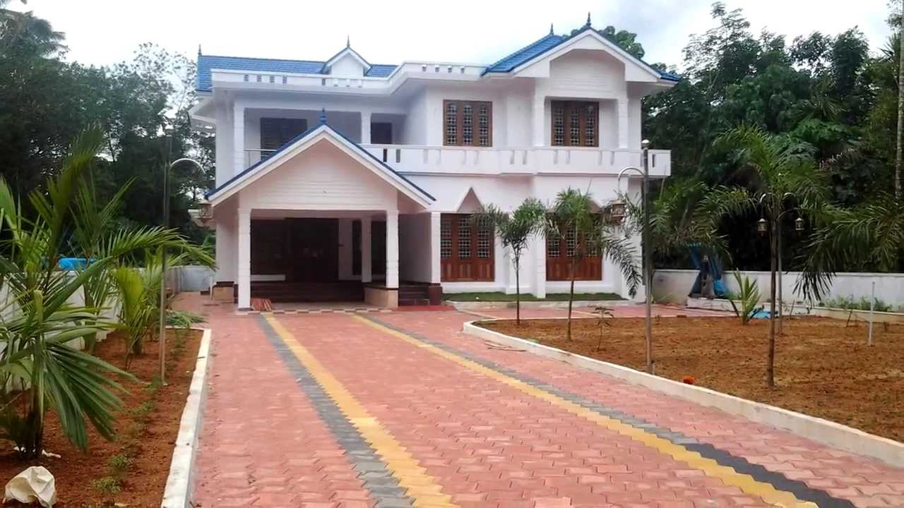 House in angamaly ernakulam kerala real estate properties for Land for sale in kerala