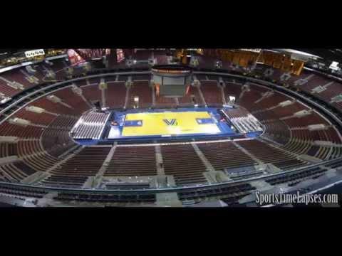 SportsTimeLapses.com: Wells Fargo Center (4 different events)
