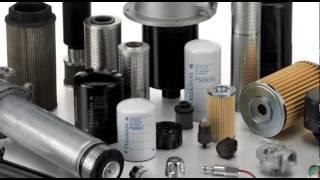 Présentation de la filtration hydraulique Donaldson