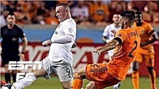 Wayne Rooney scores but D.C. United beaten by Houston Dynamo | MLS Highlights