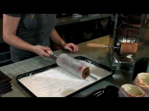 Chimney Cake - Kürtős Kalács at Krepesz