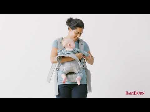 Переноска для малышей BabyBjorn Baby Carrier Move   Mothercare Russia