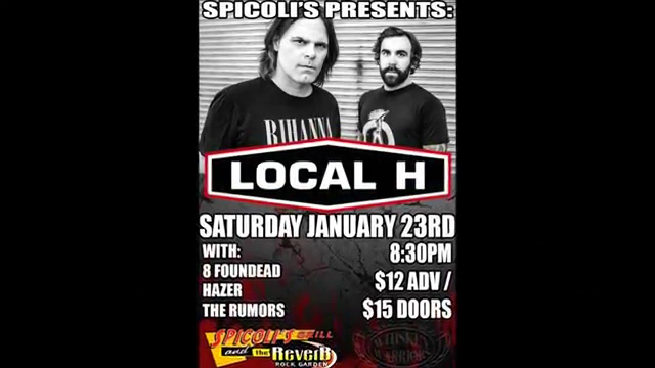 """Local H - """"Bound for the Floor"""" & """"What"""