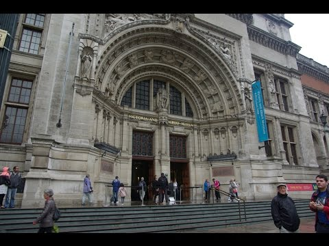 London. Victoria and Albert museum