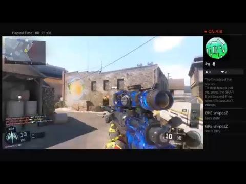 Bo3 trickshoting cross the map!!