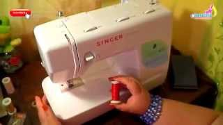 cmo ensartar el hilo en tu mquina de coser