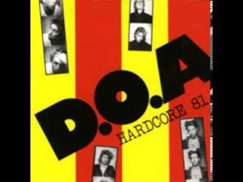 D.O.A. - Hardcore