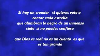 Yo Se Que El Vive Julissa (Letras)