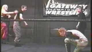 GCW TV Episode 22 Part 1: Jack Adonis & KC Styles Vs. Billy McNeil & ???.wmv