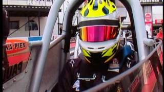The Stig on Fifth Gear, revealed and speaking for the first time!