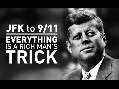 JFK to 9/11 - Everything Explained In DETAIL LATEST 2015-2016 NEW EVIDENCE