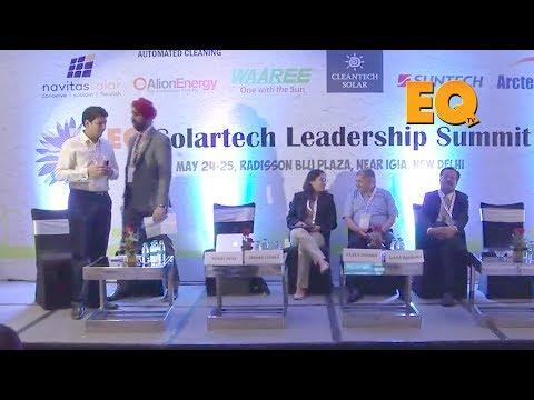 EPC Session at EQ Solartech Leadership Summit, New Delhi - Part 1