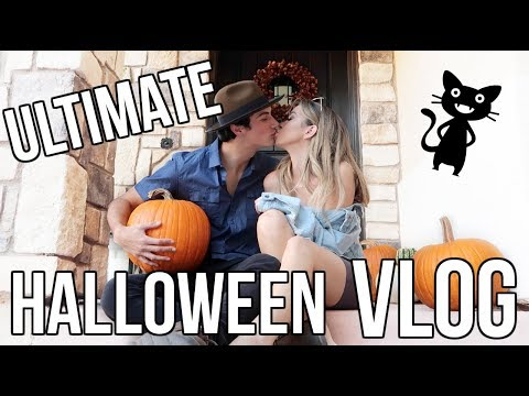 Download Youtube: ULTIMATE HALLOWEEN VLOG! COSTUMES, PUMPKIN PATCH & More!