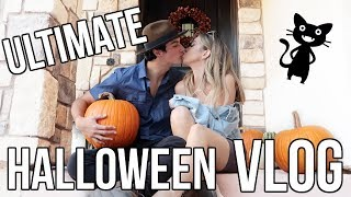 ULTIMATE HALLOWEEN VLOG! COSTUMES, PUMPKIN PATCH & More!