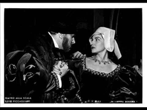 Maria Callas - Giudici, ad Anna