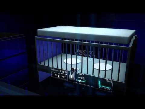 Babysense 5 - The New Generation Baby Breathing Monitor