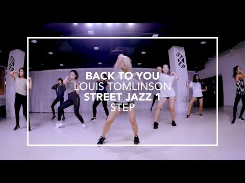 Back To You (Louis Tomlinson ft. Bebe Rexha & Digital Farm Animals) | Step Choreography