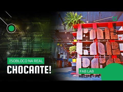 Isobloco e Fab Lab Recife