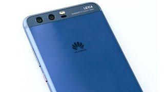 Распаковка и первое впечатление от Huawei P10